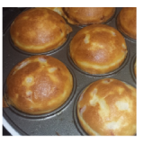 Cupcake salato al prosicutto – ricetta