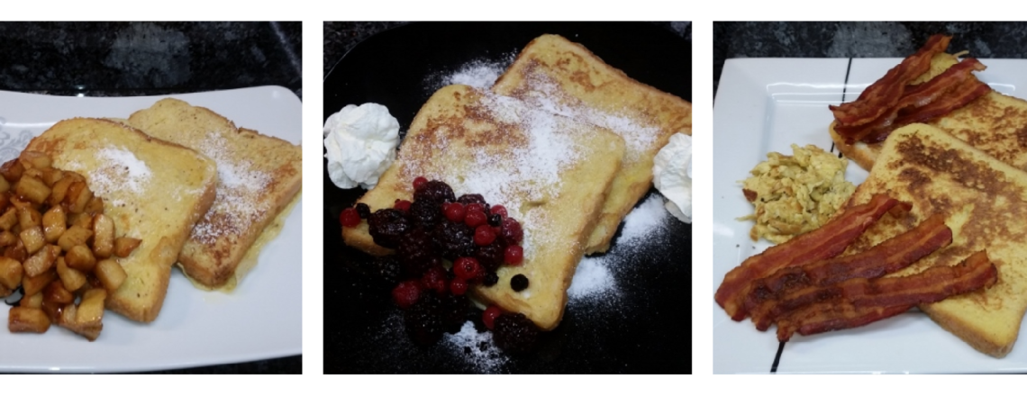 French toast ricetta