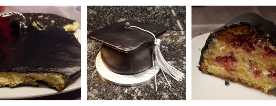 Torta Graduation